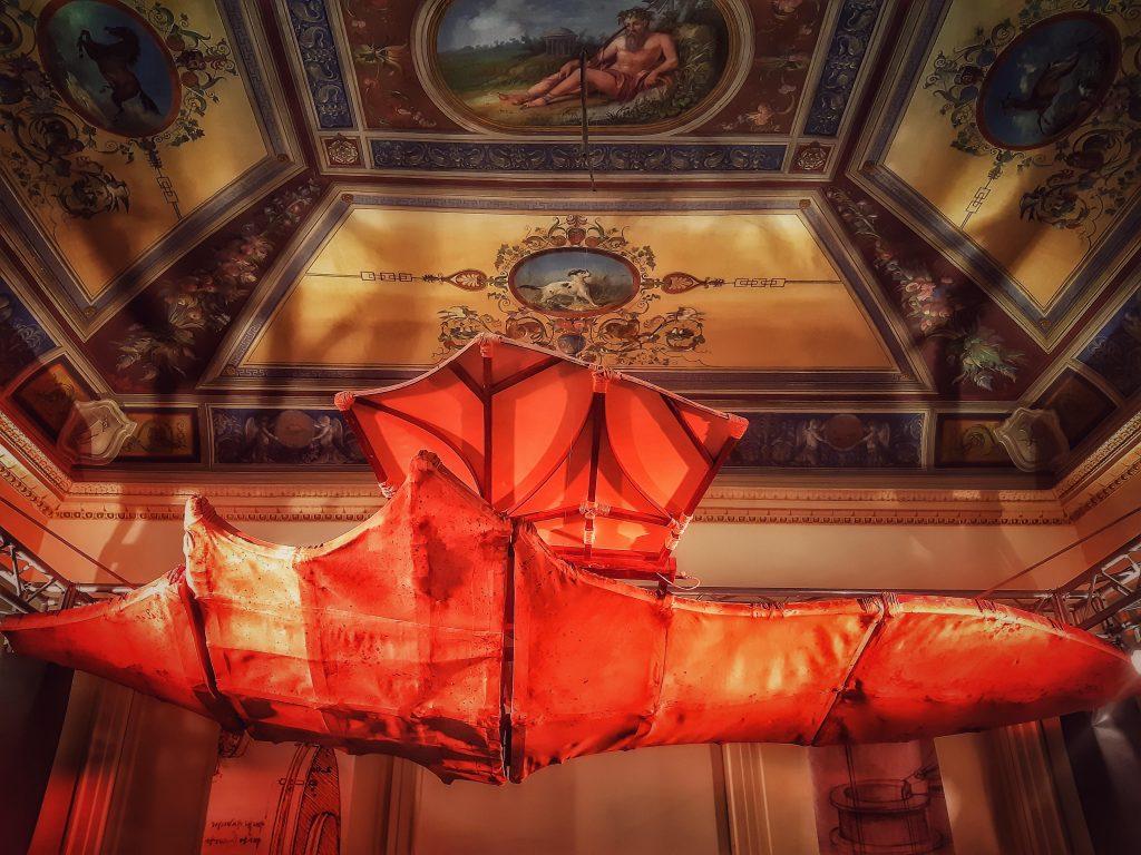Genio Da Vinci: ossessione per il volo