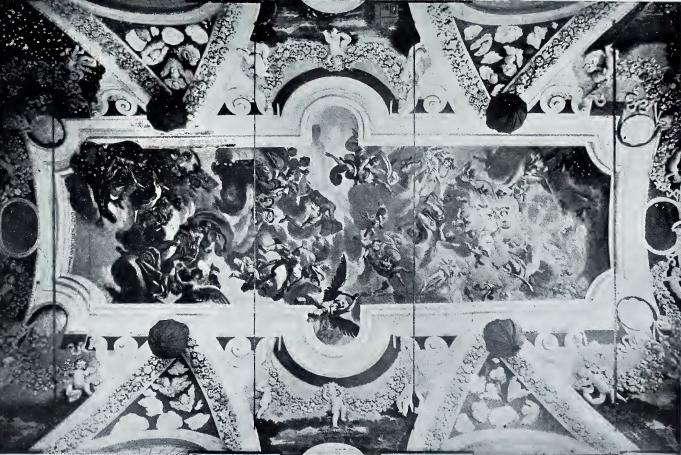 Fiammingo siciliano: riproduzione dell'affresco in Madonna della Volta
