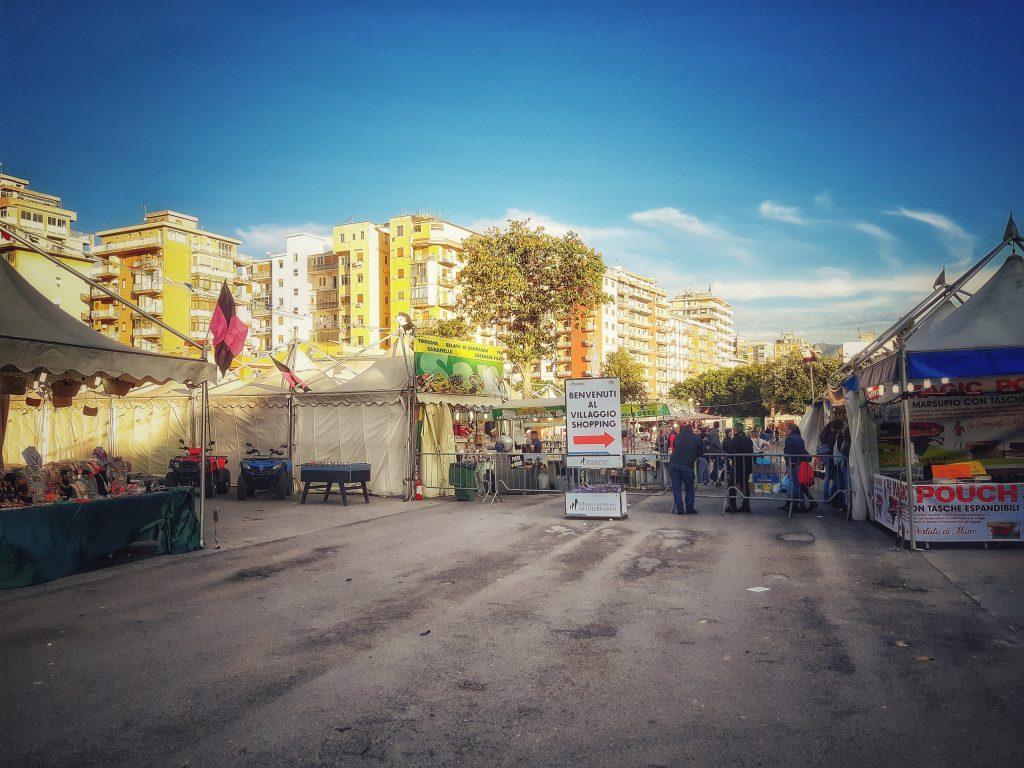 Fiera del Mediterraneo: il villaggio dedicato allo shopping