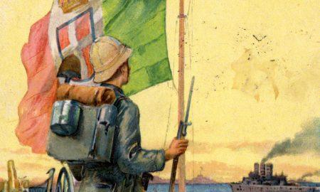 Cartolina Tripolitania E Cirenaica 1911