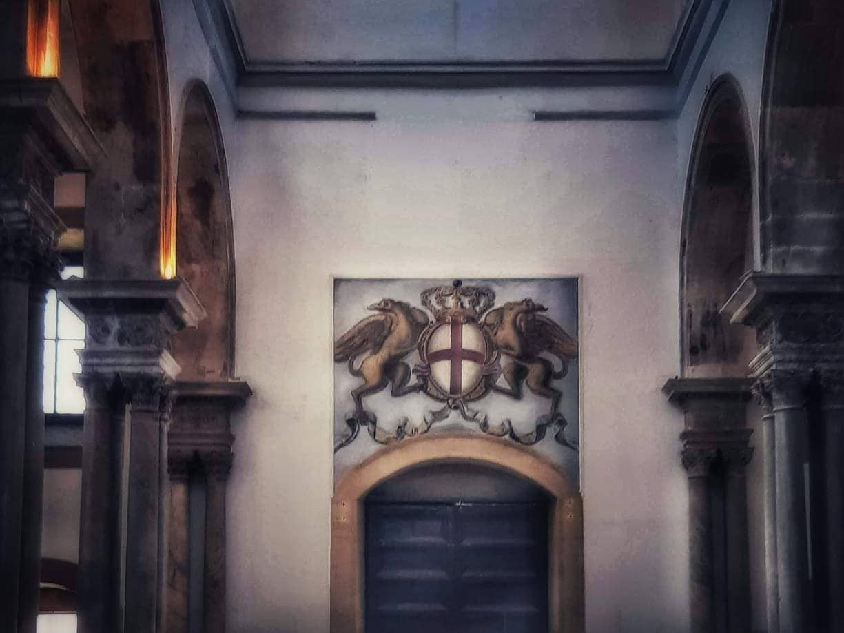 Interno San Giorgio Dei Genovesi