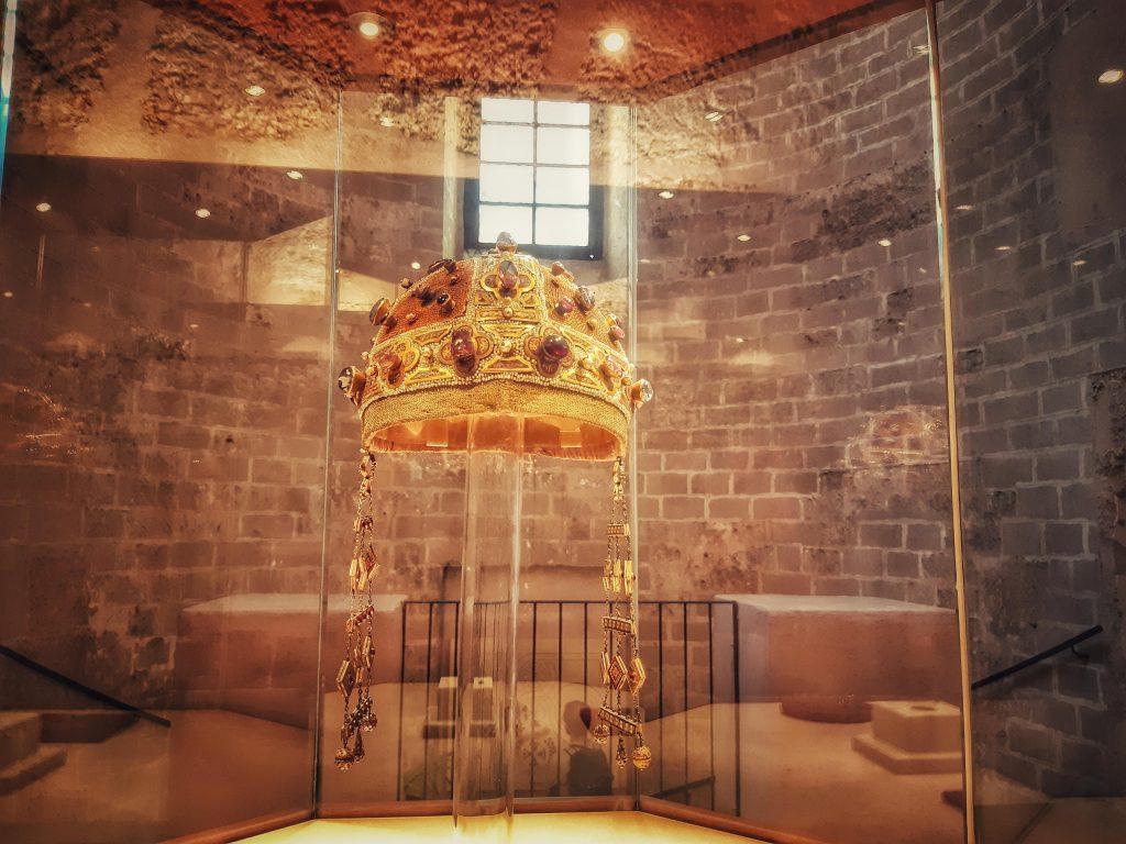 Tesori della Cattedrale: la magnifica corona di Costanza
