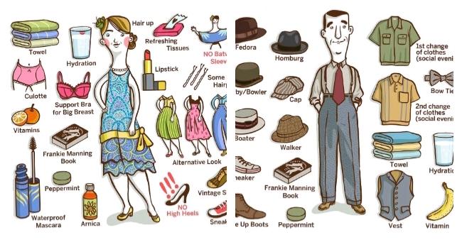 Come vestirsi nelle social