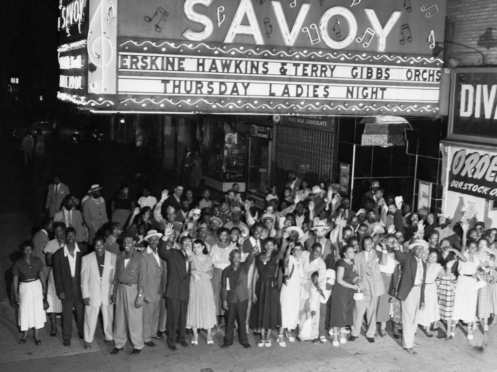 Savoy Harlem 1952