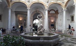 Chiostro Museo Regionale Archeologico di Palermo