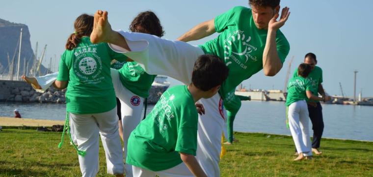 Capoeira incontri