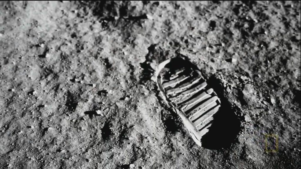 Luna: Impronta Di Aldrin