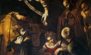 Caravaggio.nativity.1600