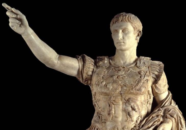 Ferragosto palermitano: l'imperatore Augusto