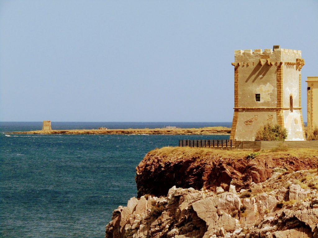 Torri costiere: torre Alba e torre Mulinazzo