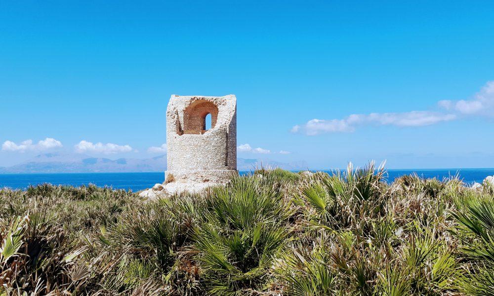 torri costiere: torre di capo rama