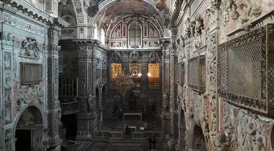 Monastero E Chiesa Di Santa Caterina Dalessandria