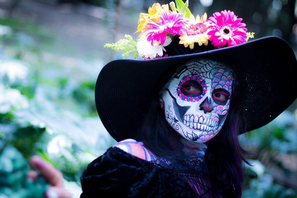 Travestimenti nella festa dei morti