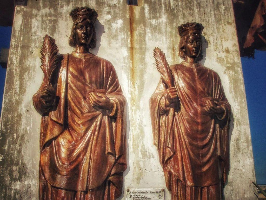 Palermo delle devozioni: i Santi Cosma e Damiano