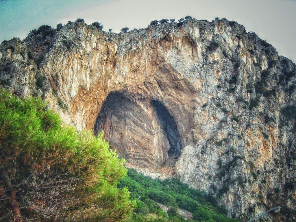 Grotte su Monte Pellegrino