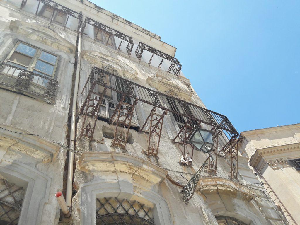 Terremoti a Palermo: la fragilità strutturale di palazzi come Palazzo Bordonaro li rende vulnerabili ad eventi anche lievi
