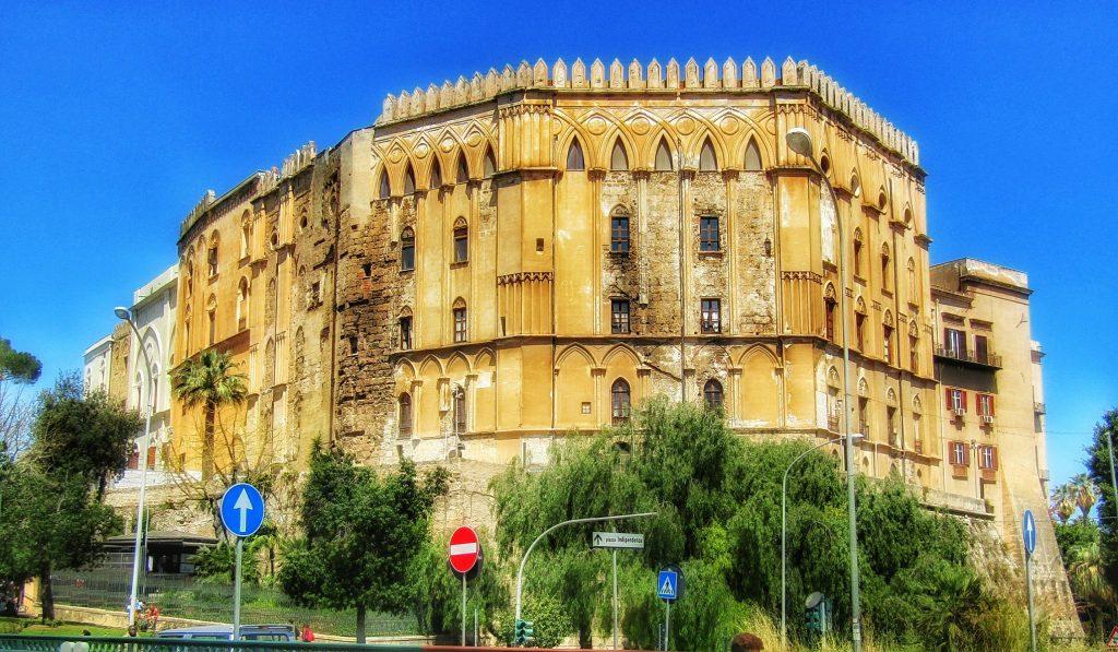 Terremoti a Palermo: Palazzo Reale ne è stata vittima ricorrente