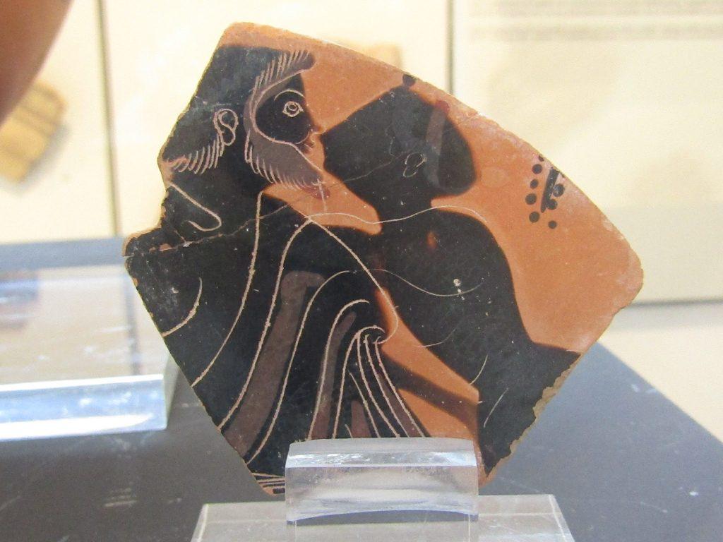 Itinerario palermitano dell'amore: un bacio lungo 2500 anni al Museo Salinas