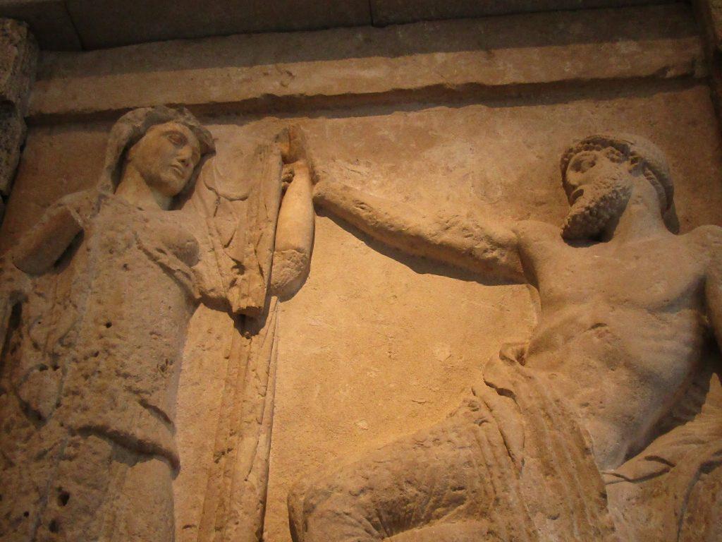 Itinerario palermitano dell'amore: nozze regali fra Era e Zeus