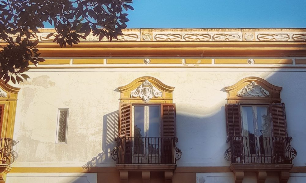 Tassa su finestre e balconi, Palermo 1848