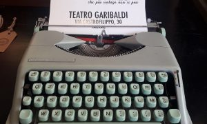 ExpoRetrò - macchina da scrivere