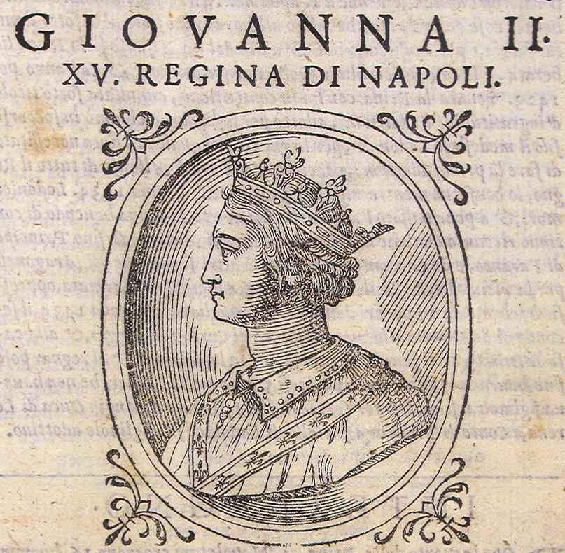 Itratto Di Giovanna