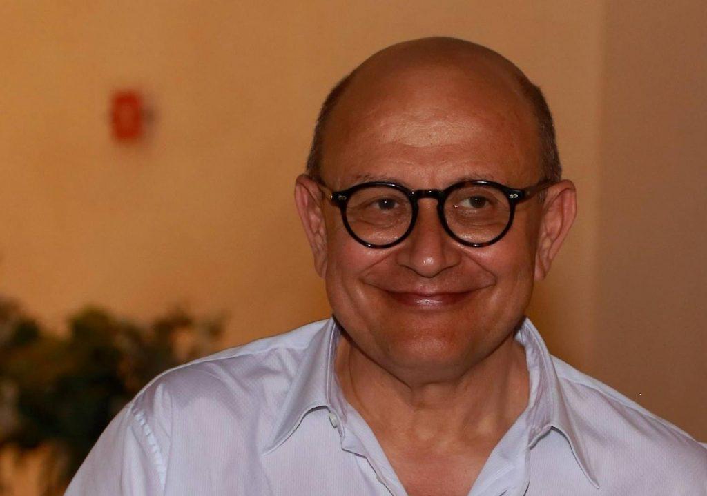 Marcello Vitaliti, primari dell'utin ospedale civico palermo