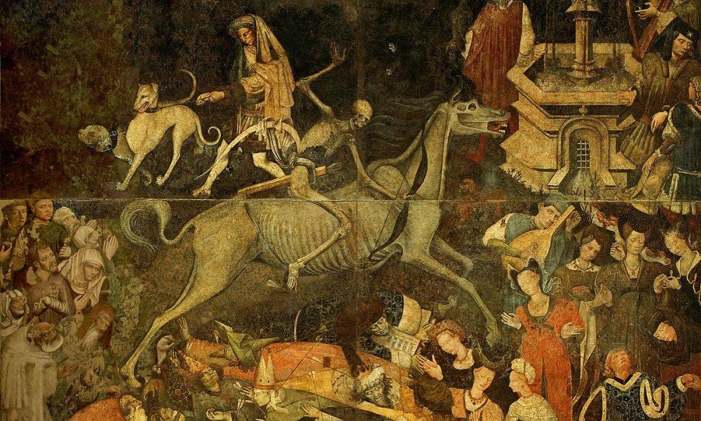 5e78a1924d60e 5e78a1924d612trionfo Della Morte, Già A Palazzo Sclafani, Galleria Regionale Di Palazzo Abbatellis, Palermo (1446) , Affresco Staccato.jpg