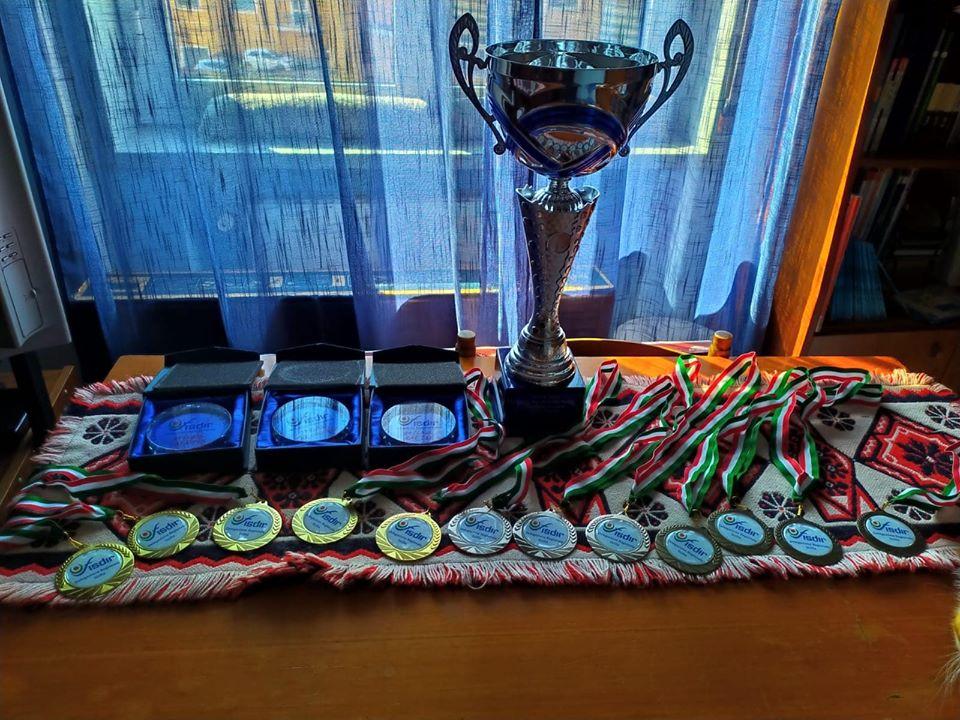 Campionato Regionale Nuoto Paralimpico Fisdir