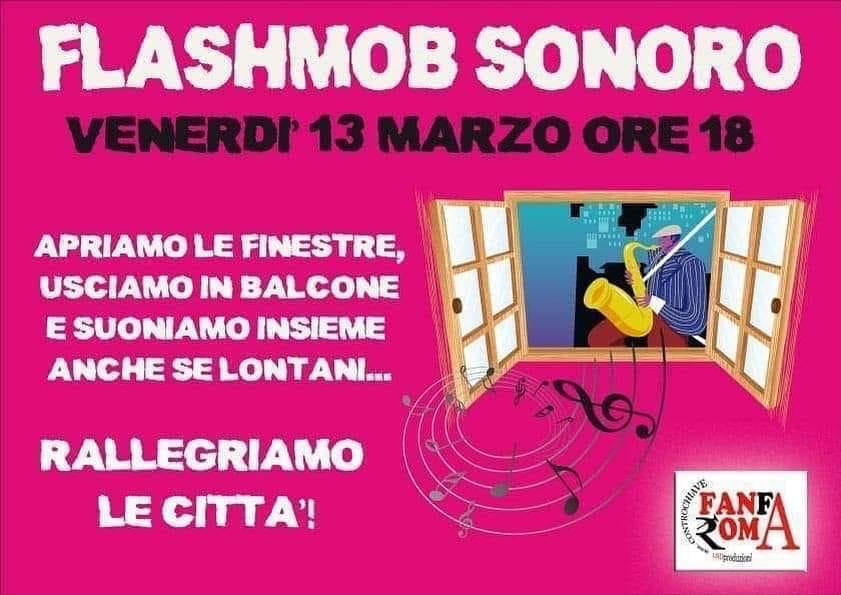 Flash Mob Sonoro