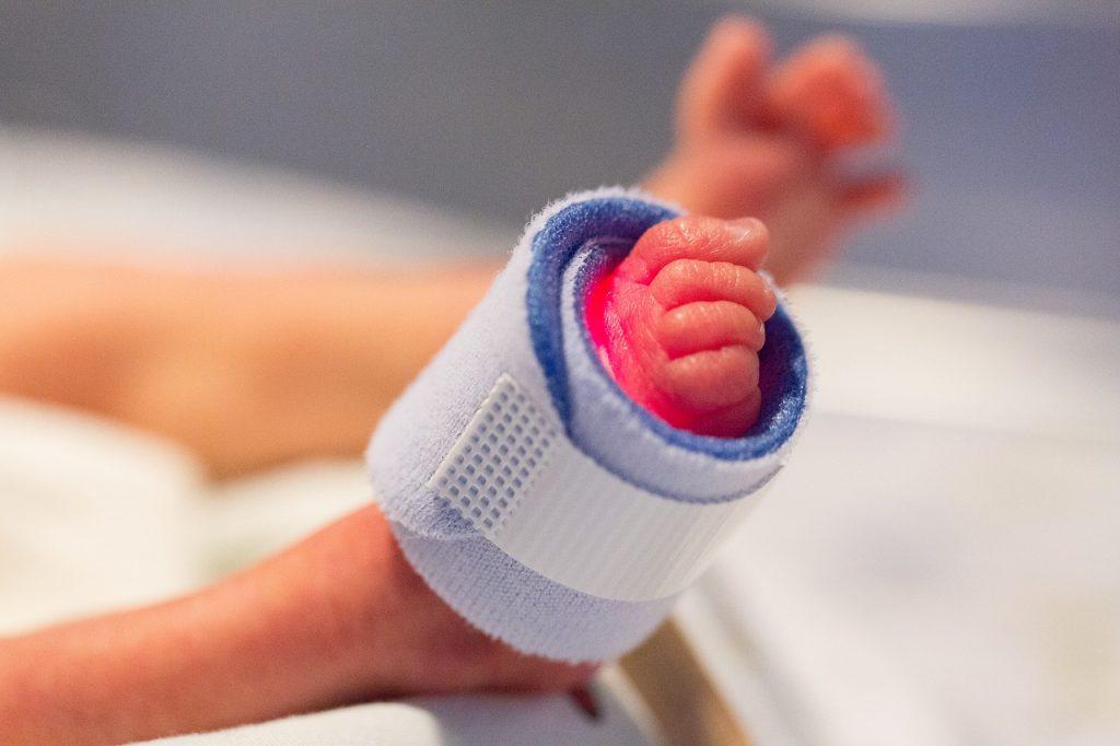 neonato terapia intensiva civico palermo