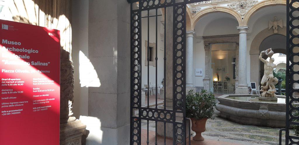 scenario futuro prossimo di Palermo: Museo Salinas aperto?
