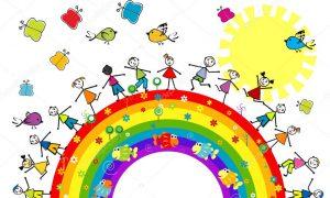 Arcobaleno: i bambini e la quarantena