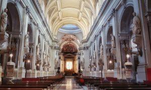 Incantesimo del silenzio: la Cattedrale di palermo deserta nel post lockdown