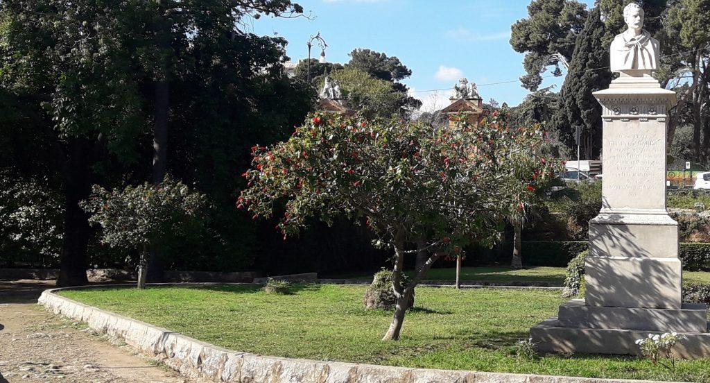 Villa Falcone Morvillo