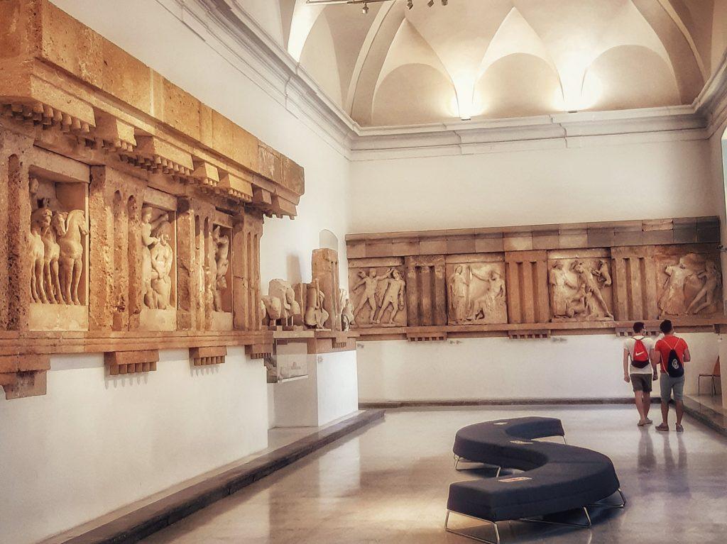 Ripartenza per la cultura: si torna al Museo Salinas!