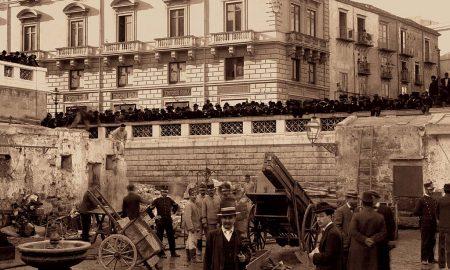 Palermo Loggiati Della Vucciria