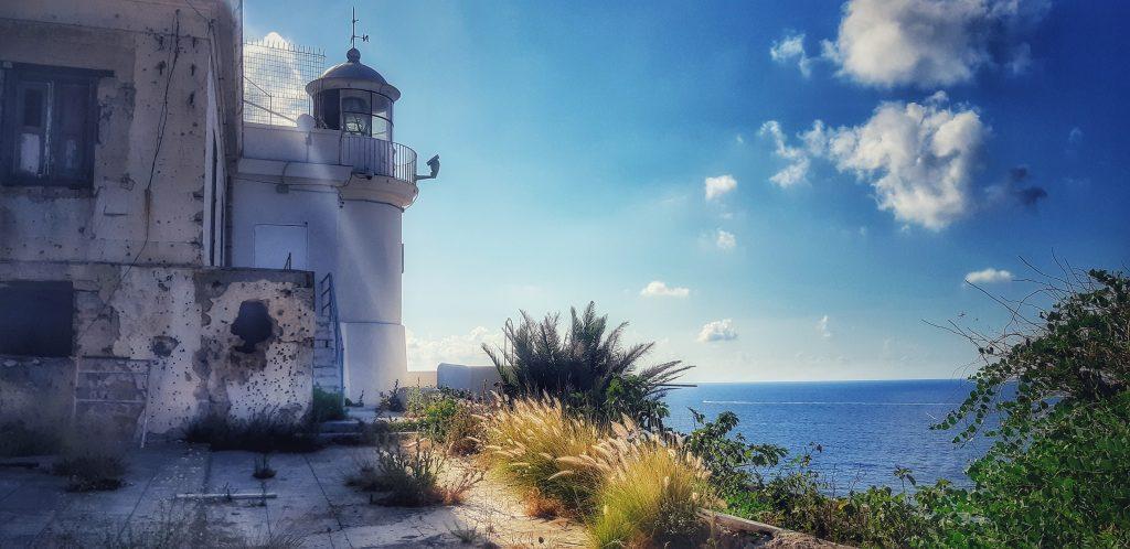 Turismo di prossimità a Capo Gallo: il Faro