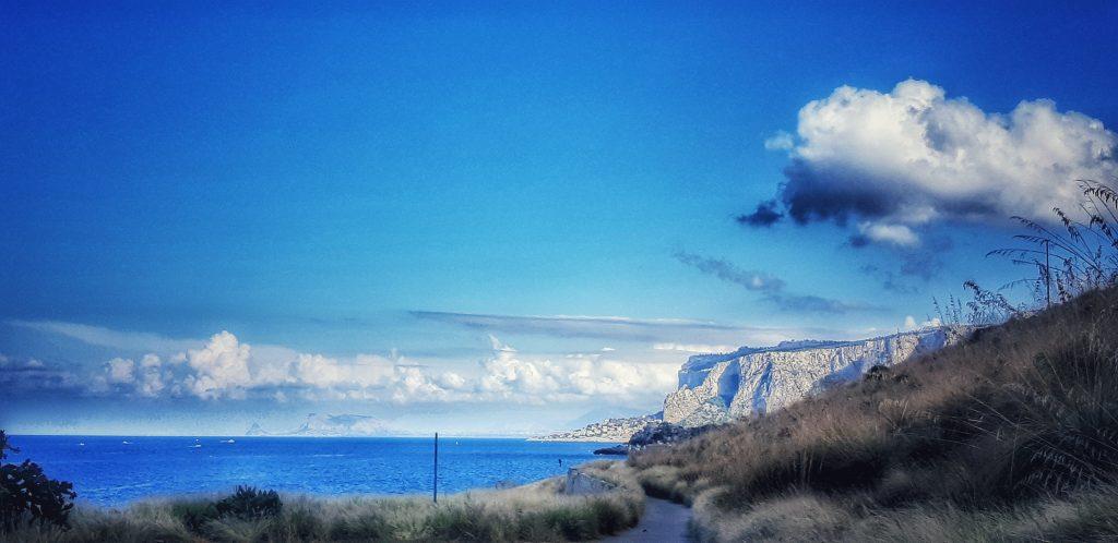 Turismo di prossimità nella Riserva di Capo Gallo: il panorama sul Golfo di Palermo