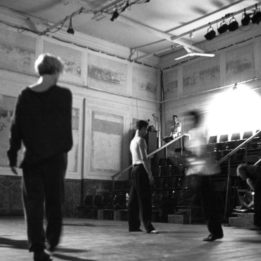 Prove al Teatro Libero di Palermo