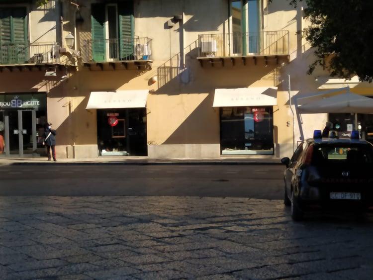 piazza Verdi a Palermo