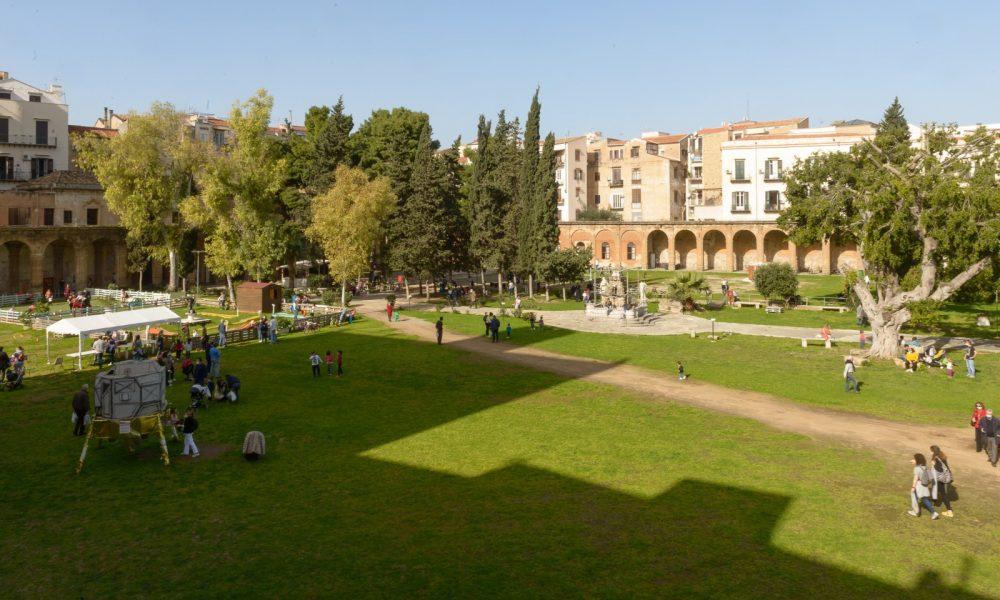 Parco Villa Filippina ospiterà l'iniziativa sui libri