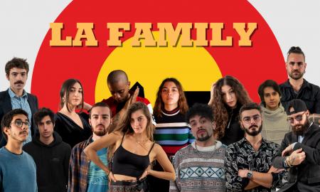 Cover La Family
