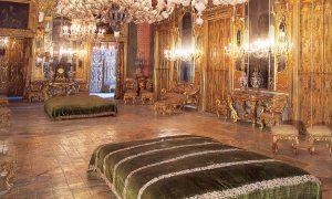 Restart Palazzo Gangi Sala degli Specchi