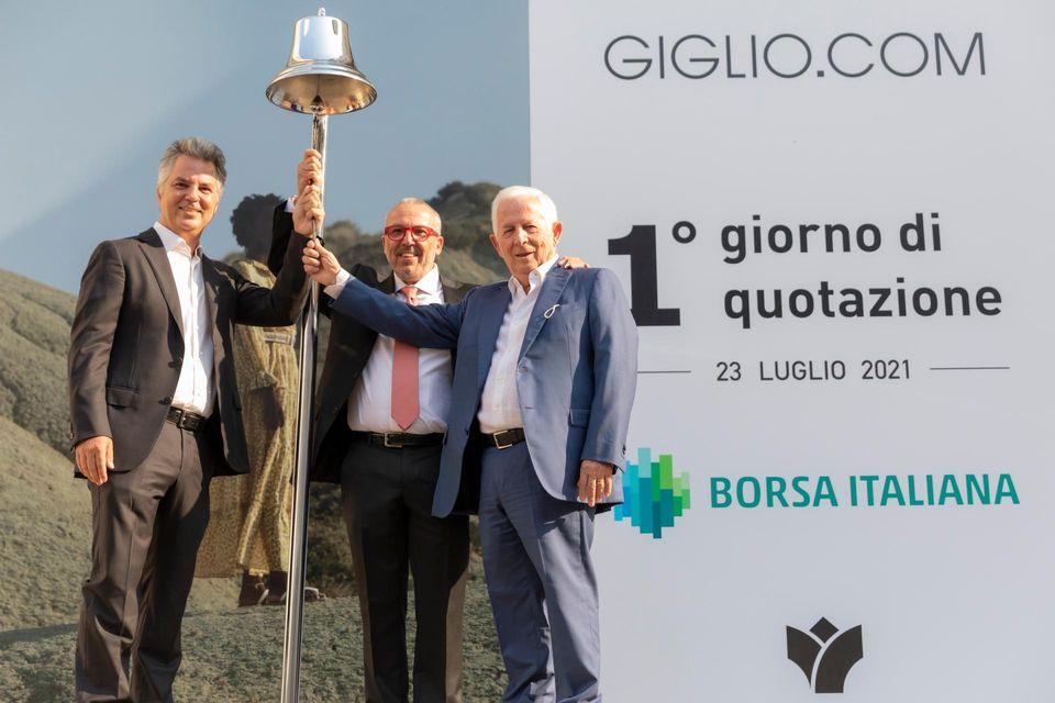 Giglio.com In Borsa