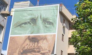 Strage Di Via D'amelio Murale Giudice Paolo Borsellino