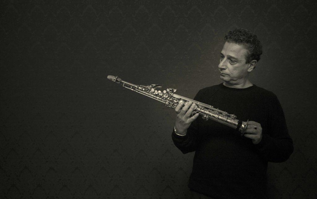 Restart, Il Musicista Gianni Gebbia.jpg