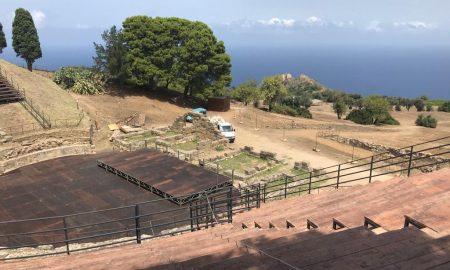 Parco Archeologico Di Tindari Teatro Greco