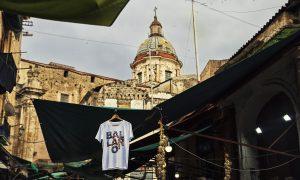 Fuddigno e la collezione sui quartieri- Foto di Marcello Cammarata