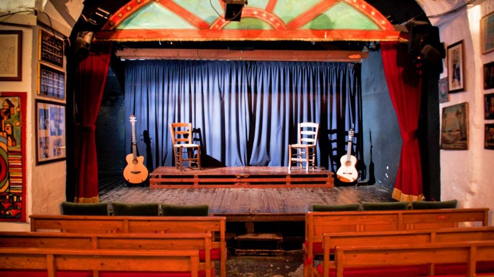 Il Teatro Ditirammu